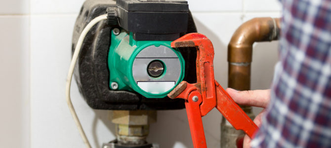 4 Steps to Take If Your Water Heater Bursts