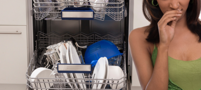 3 Steps to a Clean Dishwasher