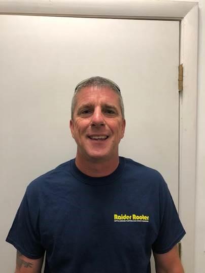 Meet Steve Reid Raider Rooter