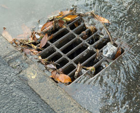 storm drain and catch basin cleaning