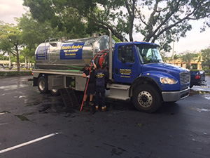 Keeping Storm Drains Clean and Clear